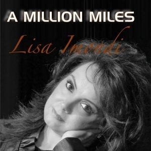 A Million Miles CD Cover Lisa Imondi