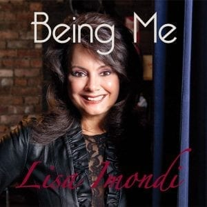 Being Me CD Cover