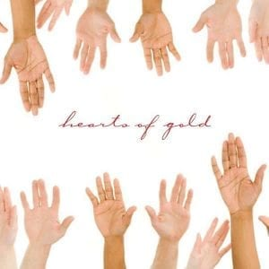 Hearts of Gold CD Cover