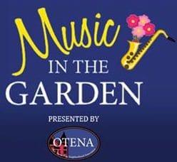 Music in Garden