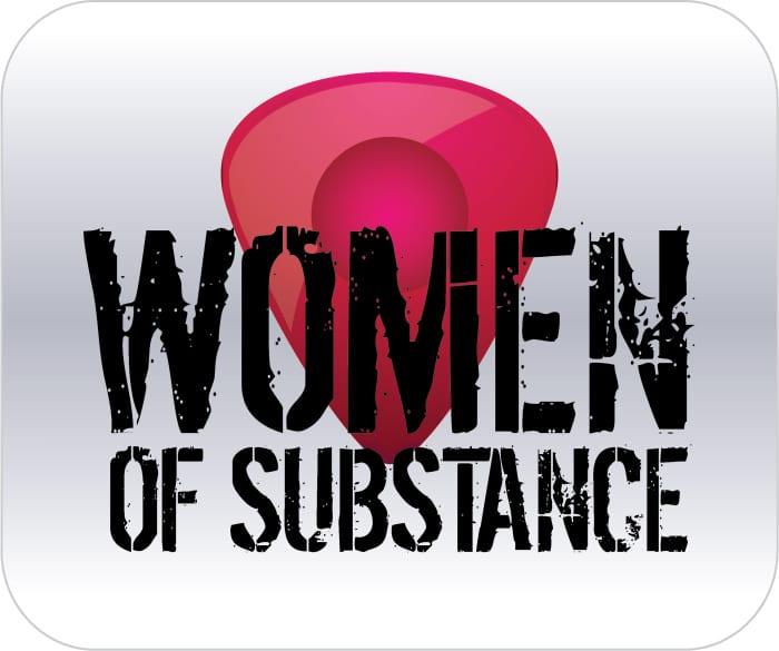 Women of Substance Radio Logo